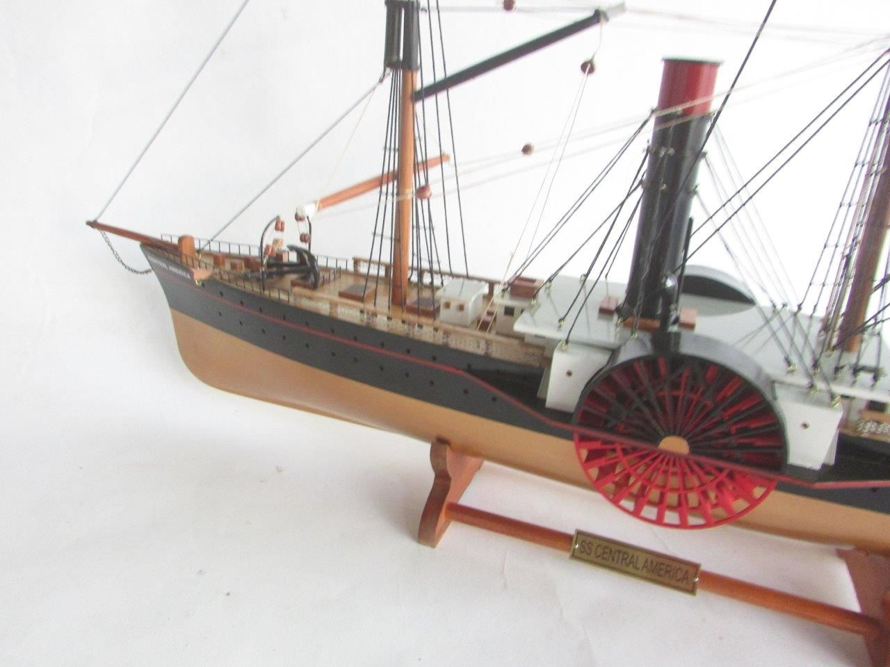 2053-13811-SS-Central-America-wooden-model-ship