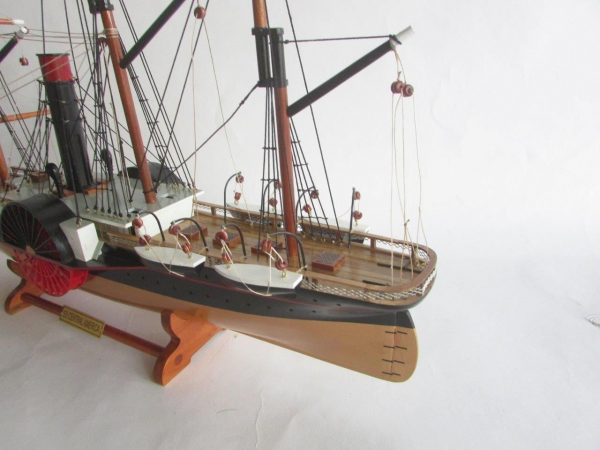 2053-13812-SS-Central-America-wooden-model-ship