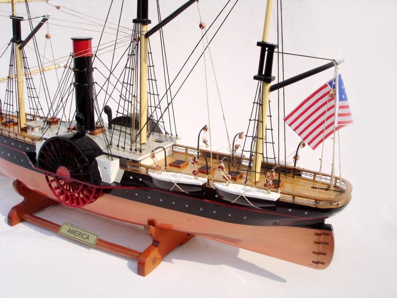 2054-12153-SS-Califonia-ship-model