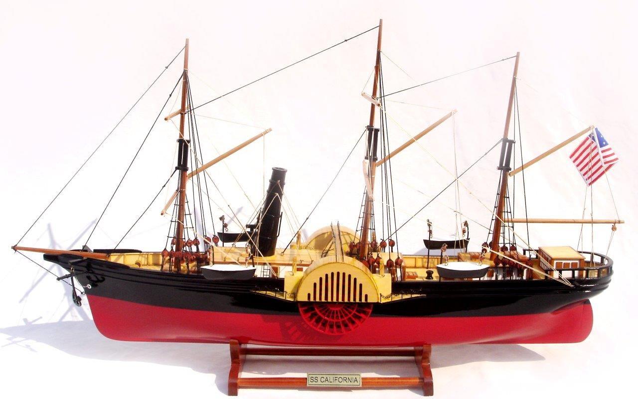 2054-12155-SS-Califonia-ship-model