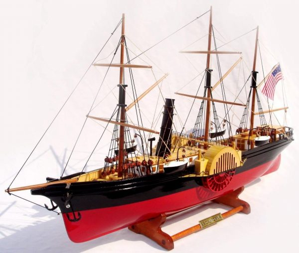 2054-12156-SS-Califonia-ship-model