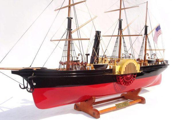 2054-12157-SS-Califonia-ship-model