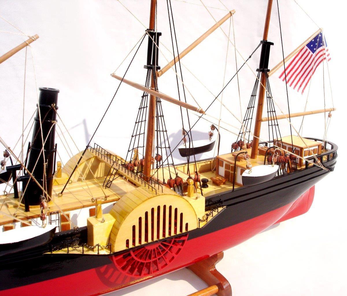 2054-12158-SS-Califonia-ship-model