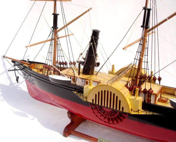 2054-12159-SS-Califonia-ship-model