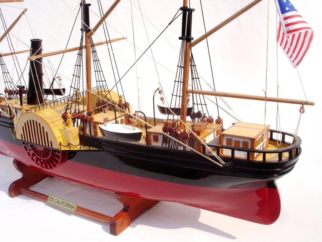 2054-12160-SS-Califonia-ship-model