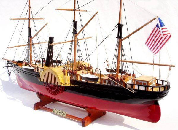2054-12161-SS-Califonia-ship-model