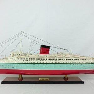 RMS Caronia Model Boat - GN (CS0090P)