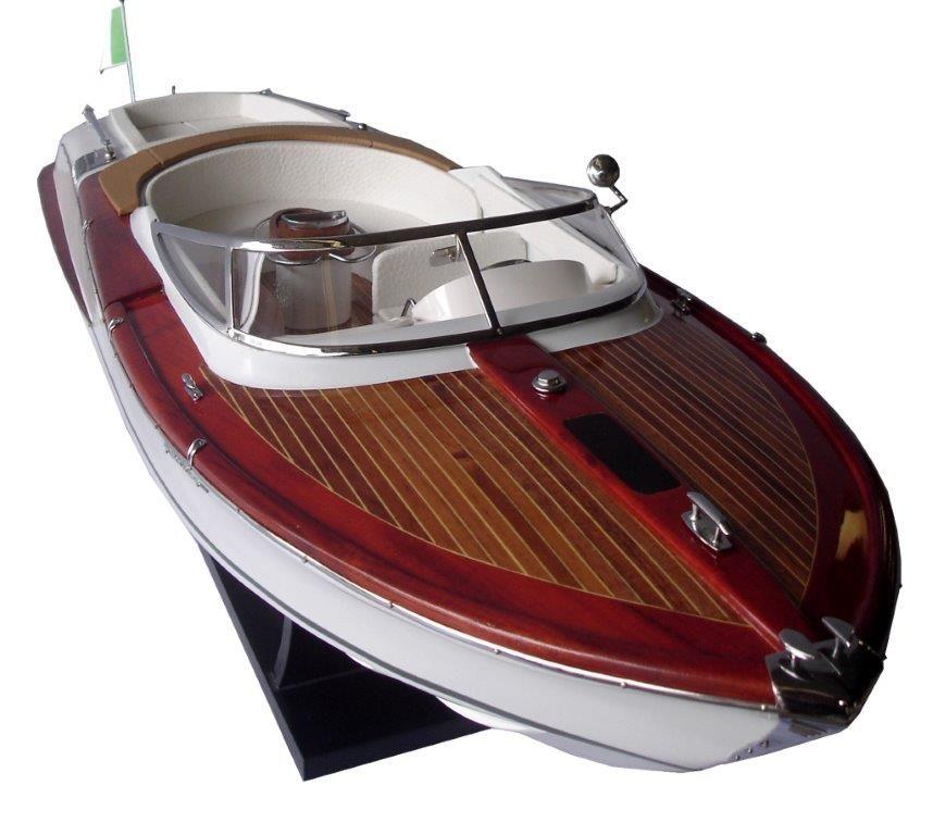 Riva Aquariva Gucci Ship Model - GN (SB0055P)