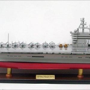 2064-12845-USS-Ronald-Reagan-CVN-76-Model-Aircraft-Carrier