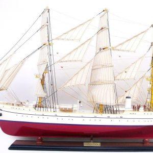 Gorch Fock II Model Boat - GN (TS0032P-60)