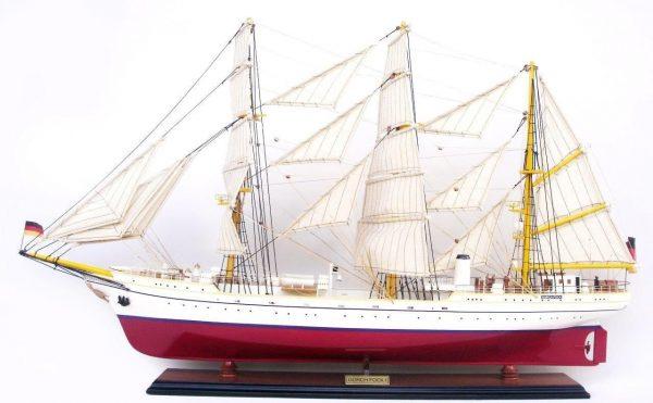 2068-12541-Gorch-Fock-II-Model-Boat