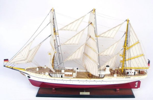 2068-12542-Gorch-Fock-II-Model-Boat