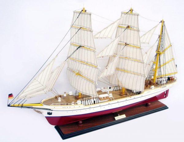 2068-12543-Gorch-Fock-II-Model-Boat
