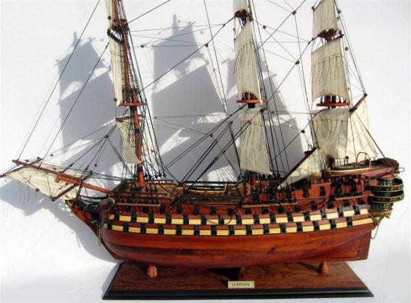 2070-12240-La-Bretagne-Ship-Model