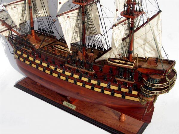 2070-12241-La-Bretagne-Ship-Model