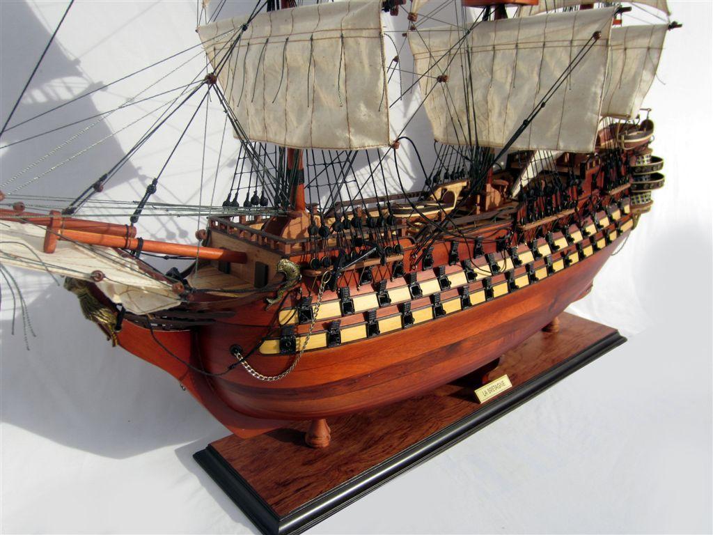 2070-12242-La-Bretagne-Ship-Model