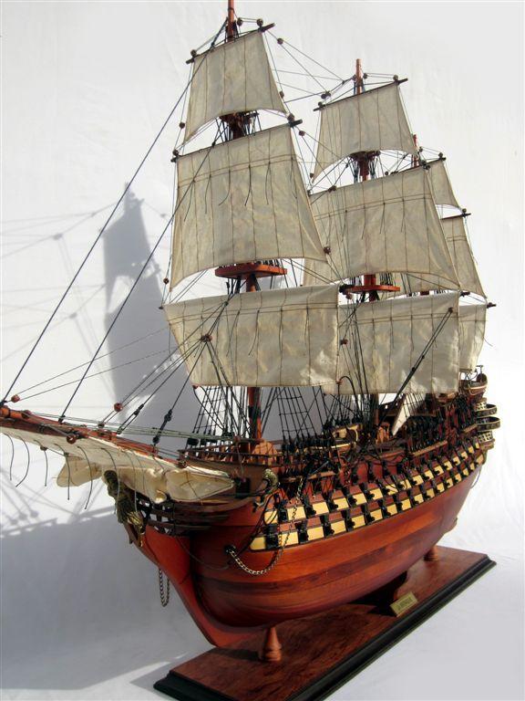 2070-12246-La-Bretagne-Ship-Model