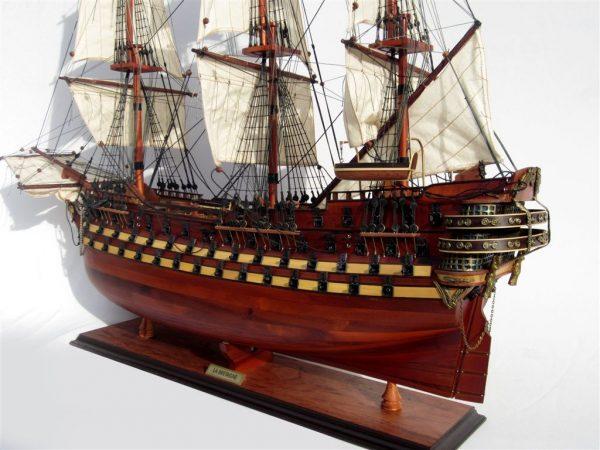 2070-12250-La-Bretagne-Ship-Model