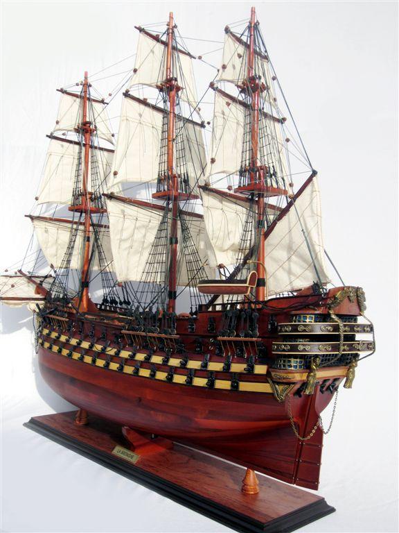2070-12251-La-Bretagne-Ship-Model