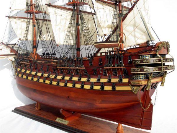 2070-12252-La-Bretagne-Ship-Model