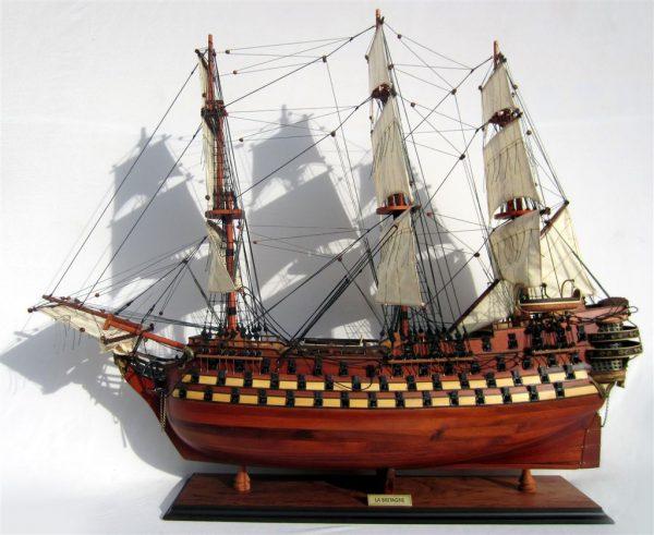 2070-12253-La-Bretagne-Ship-Model
