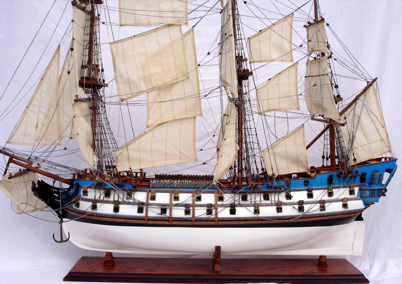 2073-12273-Le-Protecteur-Model-Ship
