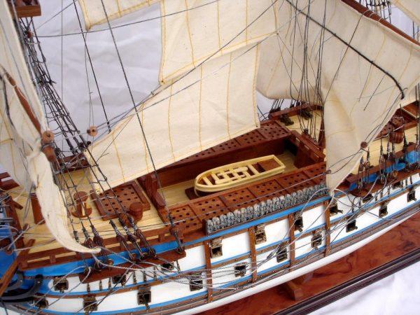 2073-12274-Le-Protecteur-Model-Ship