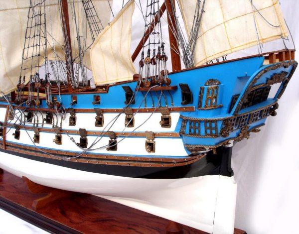 2073-12276-Le-Protecteur-Model-Ship