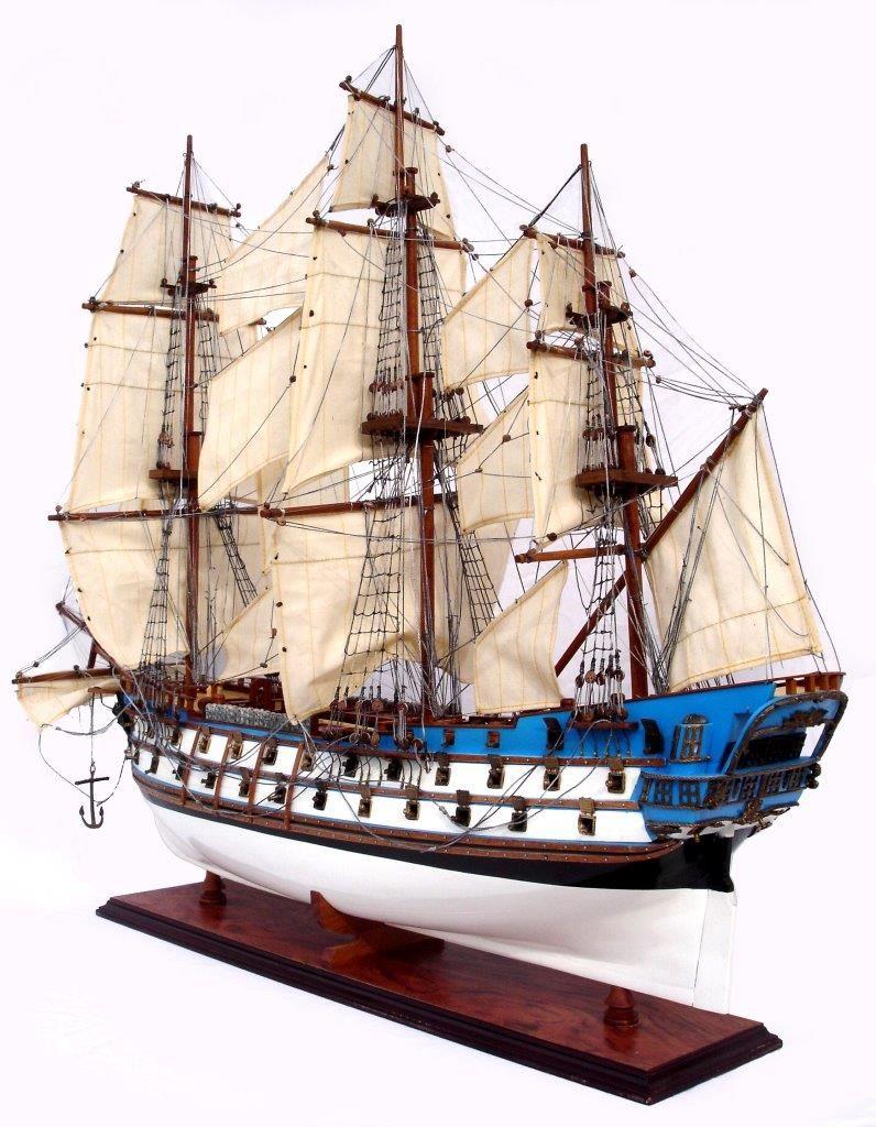 2073-12278-Le-Protecteur-Model-Ship