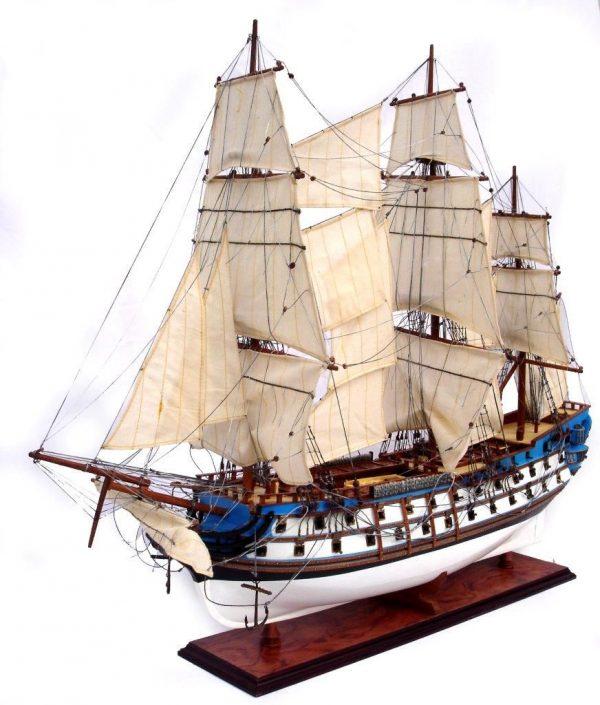 2073-12279-Le-Protecteur-Model-Ship