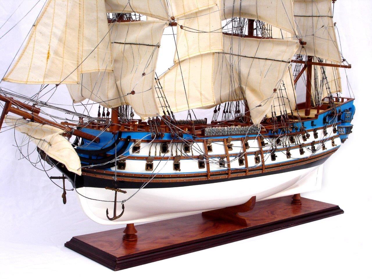 2073-12280-Le-Protecteur-Model-Ship