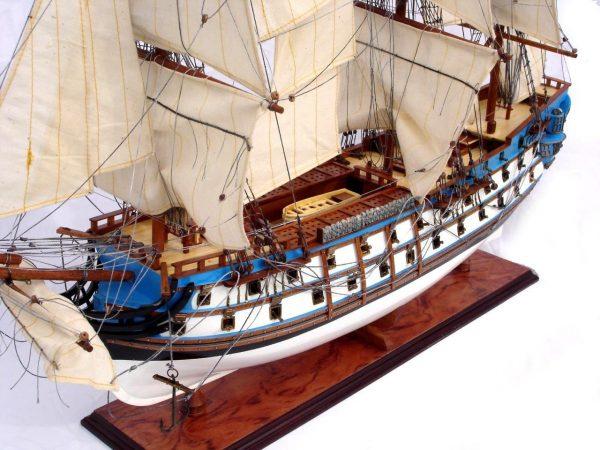 2073-12281-Le-Protecteur-Model-Ship