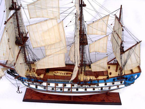 2073-12283-Le-Protecteur-Model-Ship