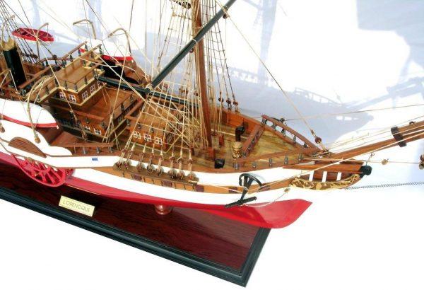 L'Orenoque Wooden Model Ship - GN (TS0034P-60/80)
