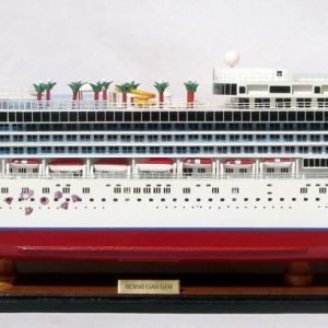 Norwegian Gem Ship Model - GN (CS0074P)