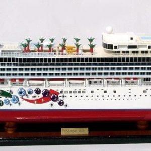 Norwegian Pearl Model Ship - GN (CS0075P)