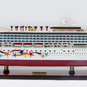 Norwegian Star Ship Model - GN (CS0102P)