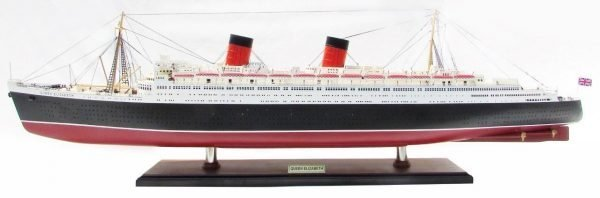 2087-12384-Queen-Elizabeth-Model-Ship