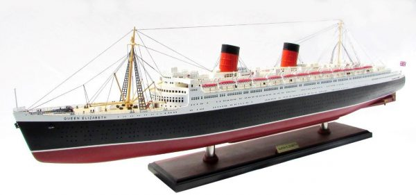 2087-12386-Queen-Elizabeth-Model-Ship