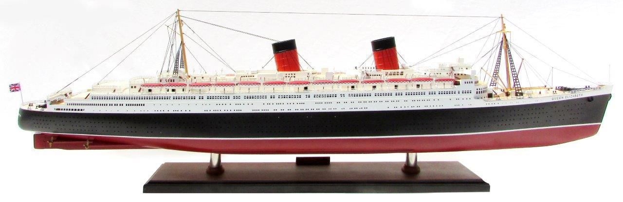 2087-12391-Queen-Elizabeth-Model-Ship