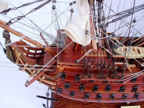 2093-12432-Royal-Louis-Ship-Model