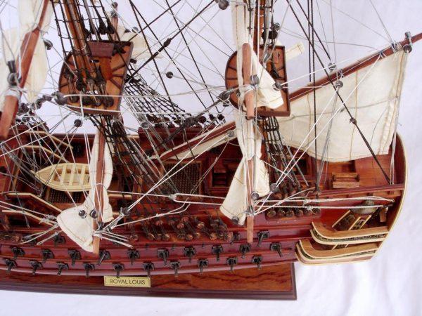 2093-12433-Royal-Louis-Ship-Model