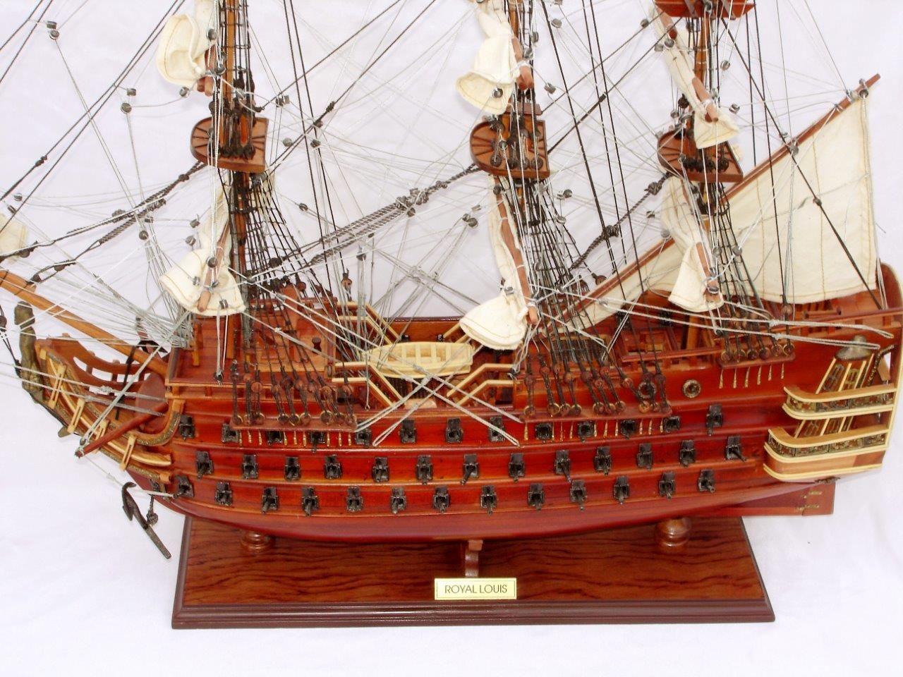 2093-12434-Royal-Louis-Ship-Model