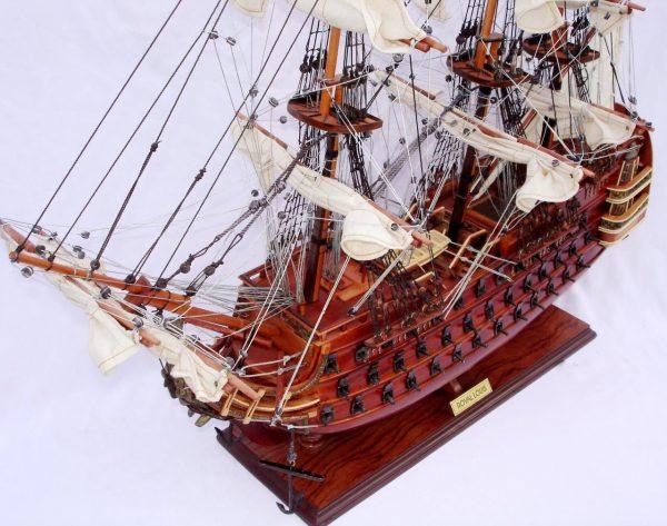 2093-12437-Royal-Louis-Ship-Model