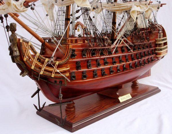 2093-12439-Royal-Louis-Ship-Model