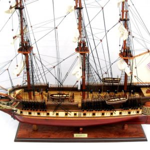 USS Constitution Wooden Model Ship - GN (TS0023W-80)