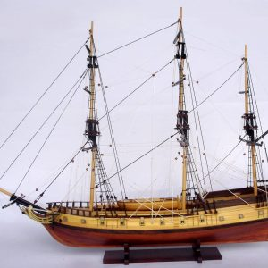 USS Rattlesnake Model Ship - GN (TS0114W)
