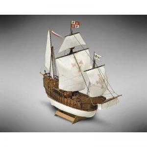 2100-12687-Santa-Maria-Model-Boat-Kit-Mini-Mamoli-MM02