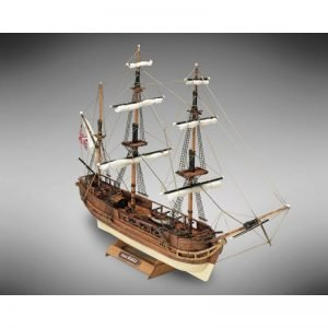 2101-12688-HMS-Beagle-Ship-Model-Kit-Mini-Mamoli-MM03