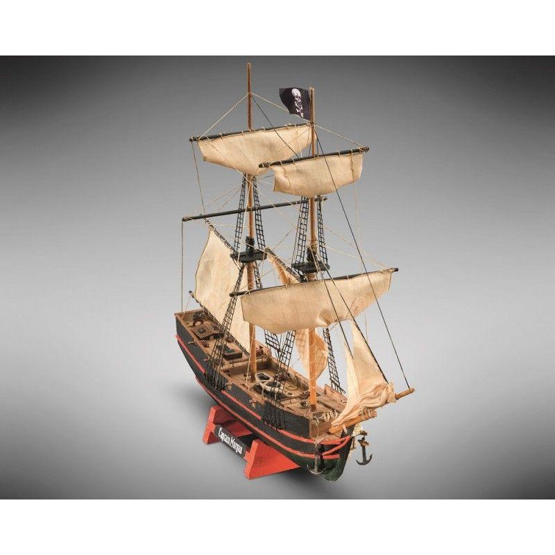 Captain Morgan Model Ship Kit - Mini Mamoli (MM05)